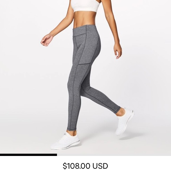 """a9b02048accac lululemon athletica Pants - Speed Up Tight size 6 Full on Luxtreme 28"""""""
